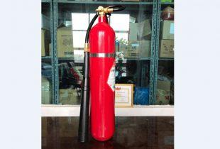 Bình chữa cháy Hàn Quốc 4.6kg khí CO2
