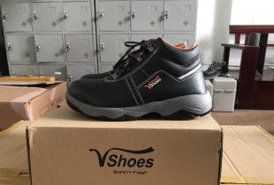 Giày bảo hộ lao động Vshoes siêu nhẹ