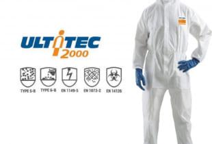 Quần áo chống hóa chất ULTITEC U2000 đạt chuẩn
