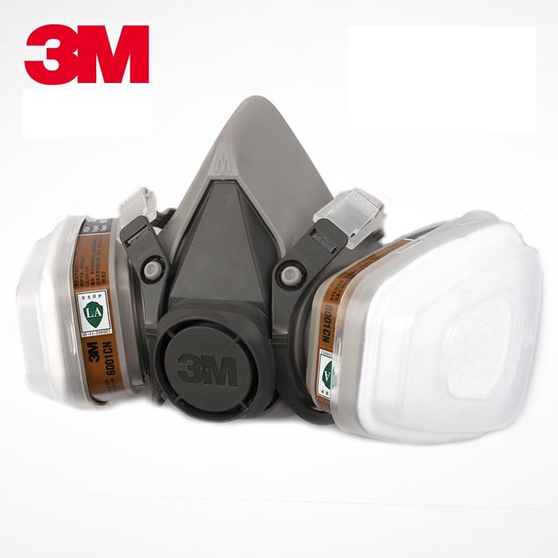 Bán mặt nạ phòng độc 3M6200 Mỹ (USA)
