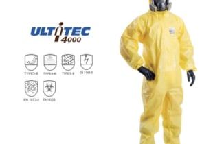 Quần áo chống hóa chất ULTITEC U4000 đạt chuẩn