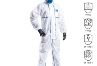Quần áo chống hóa chất ULTITEC U5000 đạt chuẩn