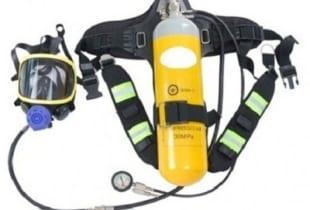 Bình dưỡng khí OXY 6LIT vỏ thép mặt nạ bình
