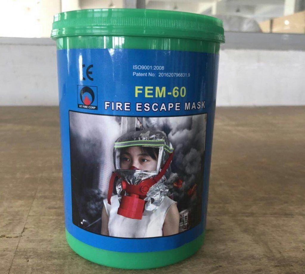 Mặt nạ phòng khói Hàn Quốc FEM-60