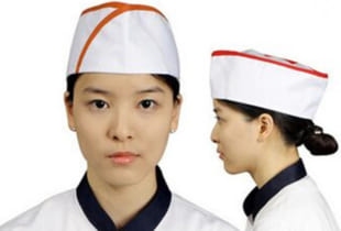 Bán mũ bếp giấy cao 10cm ngang 28cm