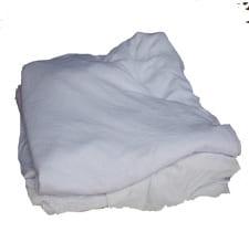 Bán Giẻ lau trắng vải đông xuân cotton khổ lớn (20×35)cm