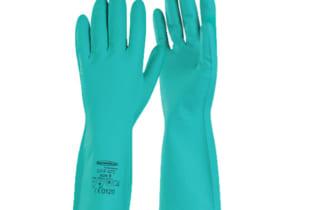 Bán Găng tay cao su Sumitech chống hóa chất (Nitrile GT-F-07C)