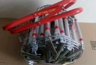 Thang dây cáp thép KT-FIRE Hàn Quốc (KTFEL-S)