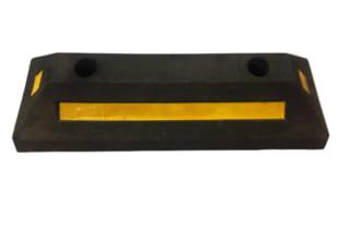 Chặn lùi xe 002 nhựa (550x160x100)mm 3kg/cái