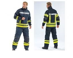 Quần áo chống cháy chịu nhiệt KTFSN700 Korea Hàn Quốc