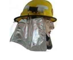 Mũ chống cháy chịu nhiệt gắn đèn đạt chuẩn BCA Quy định