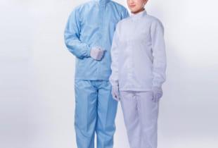 Quần áo phòng sạch chống tĩnh điện vải vinilon