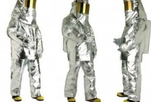 Quần áo chống cháy chống nóng chịu nhiệt KTFS1500 Hàn Quốc