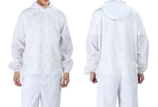 Đồng phục phòng sạch áo liền quần ( QABH-P045)