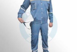 Quần áo bảo hộ túi hộp phản quang phối màu vải Hàn Quốc