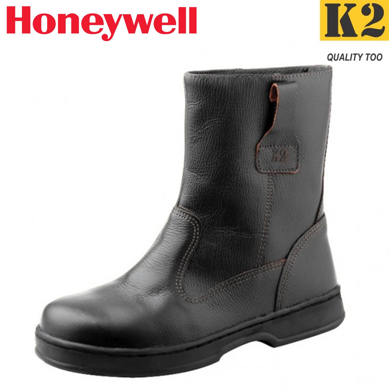 Giày ủng da hàn K2 TE2005KX chịu nhiệt chống đinh
