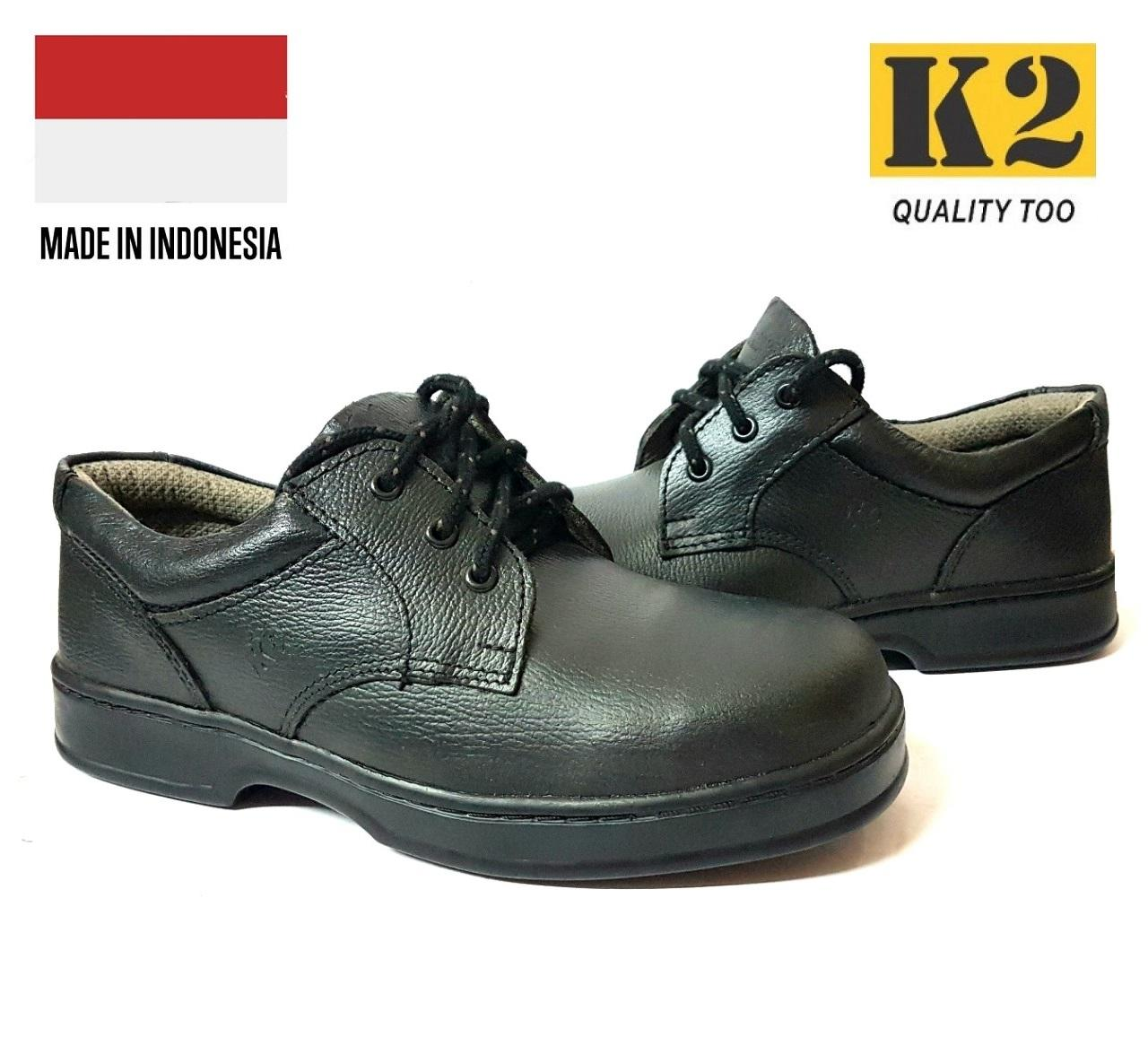Giày bảo hộ lao động K2 TE600X thấp cổ Indonesia