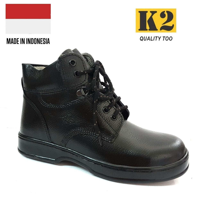 Giày da bảo hộ K2 TE601X cao cổ Indonesia
