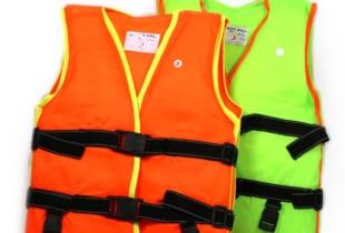 áo phao bơi 2 đai chất lượng TCVN