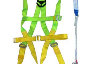 Dây đai an toàn toàn thân 1 móc thép H4501+EW31