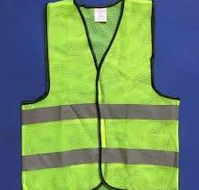 áo lưới phản quang công nhân