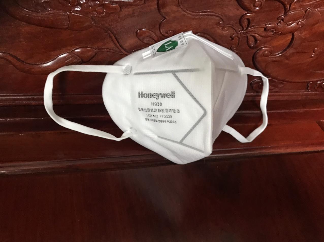 Bán Khẩu trang H930 kháng khuẩn cao cấp Honeywell