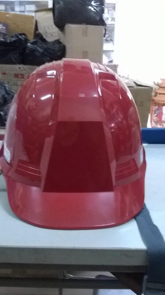 Bán mũ bảo hộ lao động SSEDA IV Hàn Quốc màu đỏ