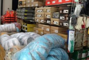 Chuyên thiết bị đồ bảo hộ lao động Hàn Quốc tại Hà Nội.